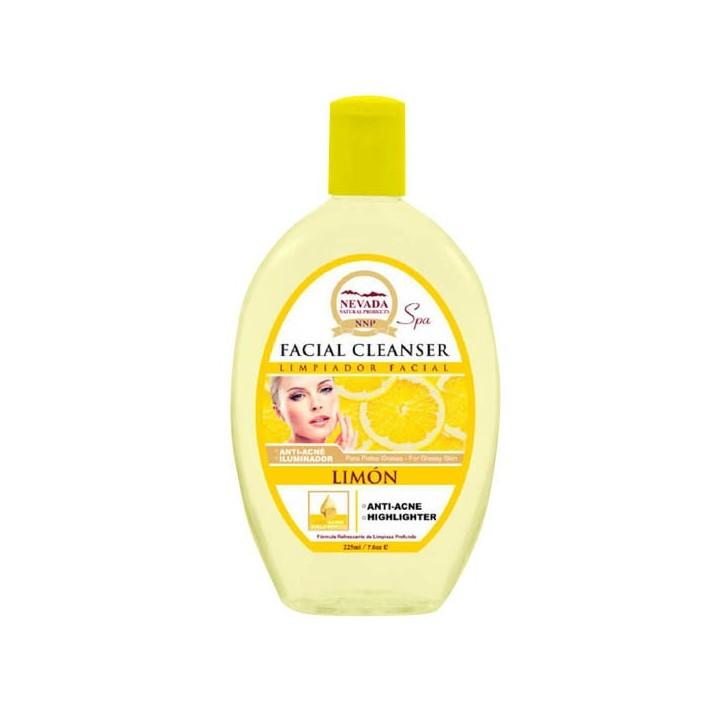 Limpiador Facial Tonico de Limon Nevada Natural Products 225 ml C1086 Nevada Natural Products
