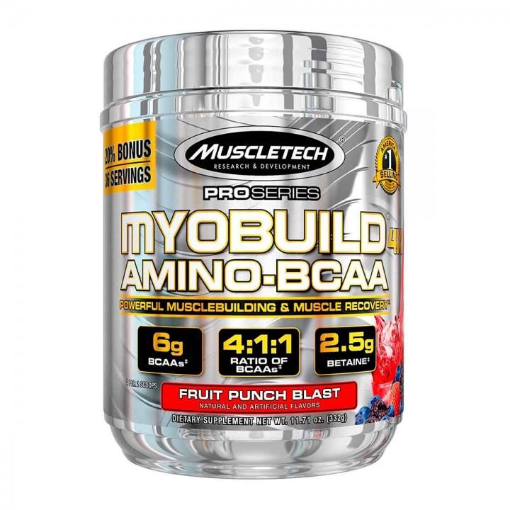 Muscletech Aminoacido Bcaa Construccion Y Recuperacion Muscular 332g V3098 MuscleTech