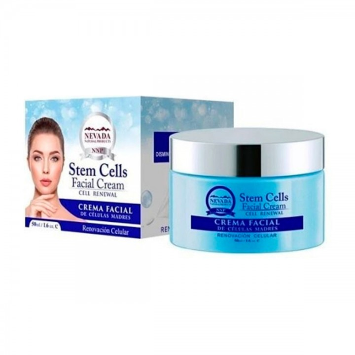 Nevada Natural Products Crema Facial de Celulas Madres 50 ml C1166 Nevada Natural Products