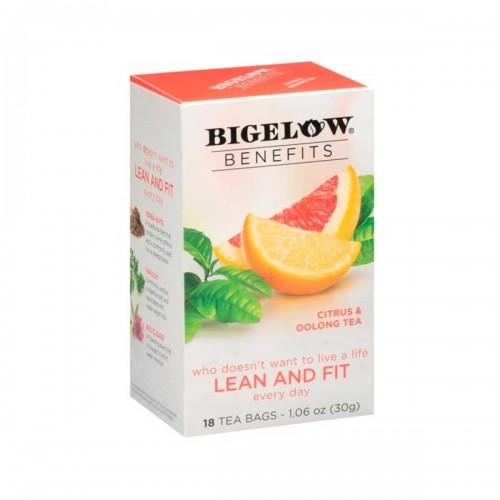 Te Bigelow Oolong Tea Citrico 18 Bolsitas (30gr) T2068 BIGELOW