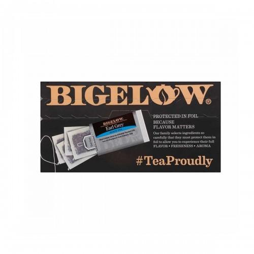 Te Bigelow Earl Grey Black Tea 40 Bolsitas (67gr) T2064 BIGELOW