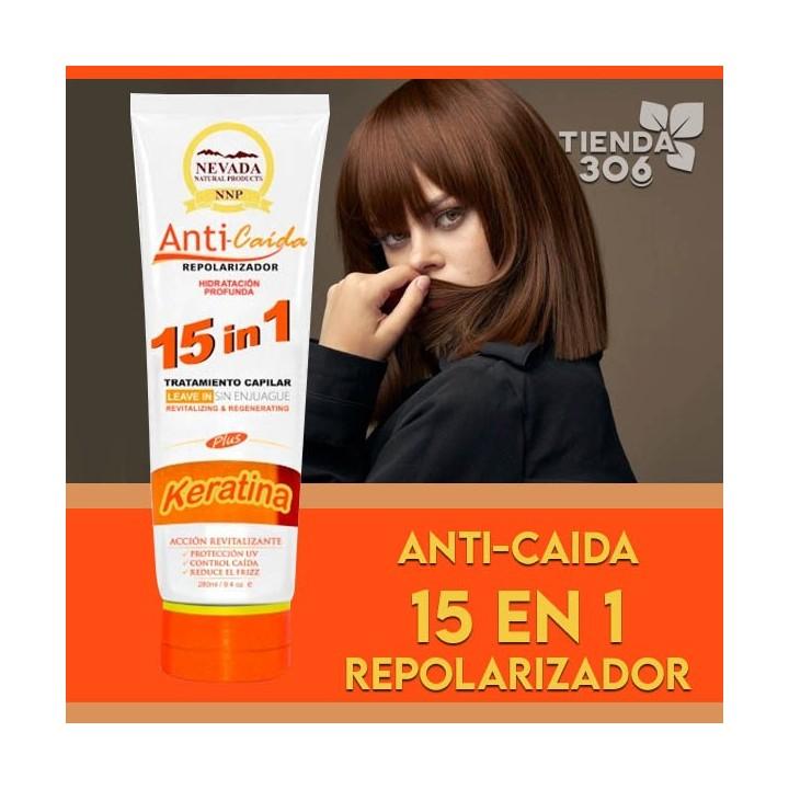 Nevada Natural Products Repolarizador Anticaida 15in1 280 ml C1161 Nevada Natural Products