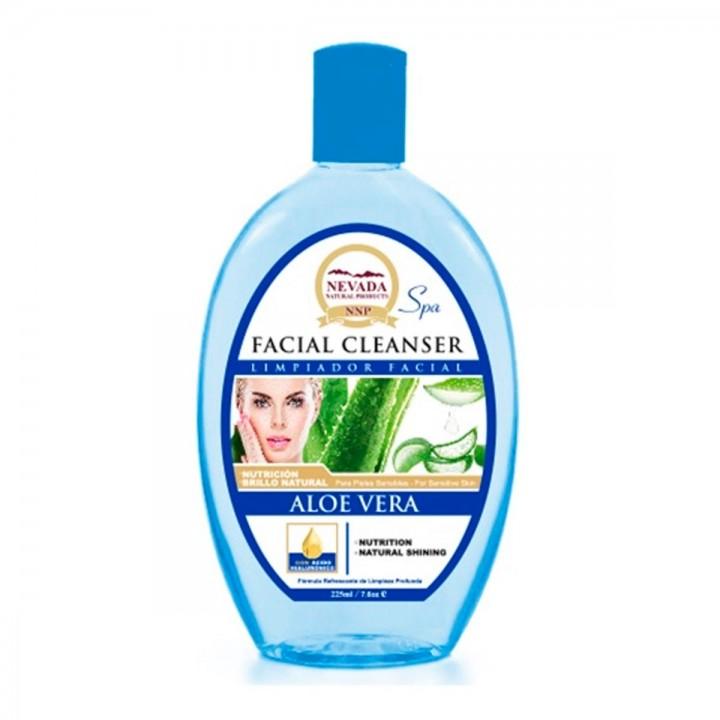 Limpiador Facial Tonico de Aloe Vera Nevada Natural Products 225 ml C1172 Nevada Natural Products