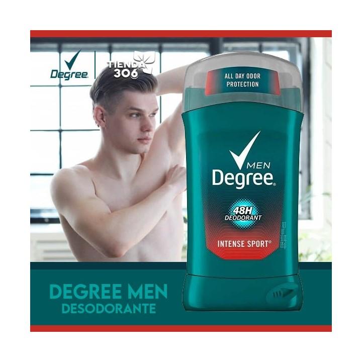 Degree Desodorante INTENSE SPORT 48 Horas de Proteccion C1169 Degree