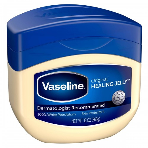 Vaselina 100% Pure Petroleum Jelly de Vaseline Made in the USA 13 oz (368g) C1018 Vaseline