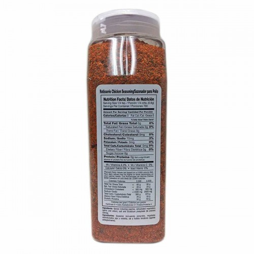 BADIA Sazonador para pollo rotisserie 623.7 gr D1191 BADIA