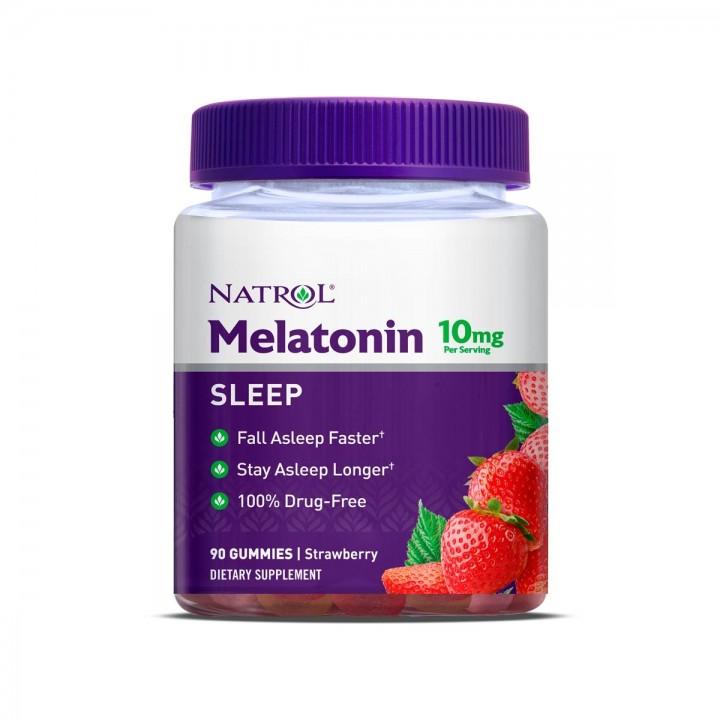 Natrol Melatonin en Gomas...