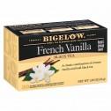 Bigelow Te Negro Vainilla Francesa 20 Bolsitas (36 G) T2070 BIGELOW
