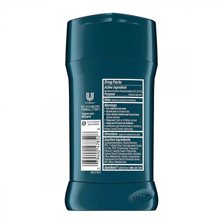 Degree Desodorante Antitranspirante Coco y Menta 26OZ (74g) C1186 Degree