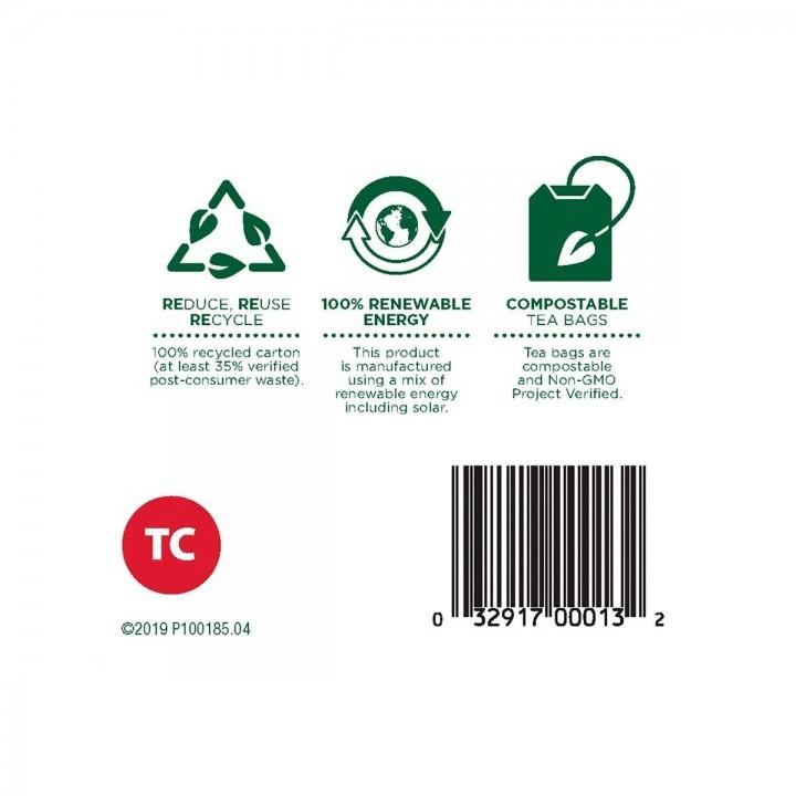 Te Traditional Medicinals Organic Throat Coat 16 Bolsitas T2062 Traditional Medicinals
