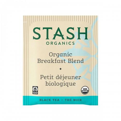 Te STASH Organic Breakfast Blend Black Tea 18 Bolsitas 33 g T2039 STASH