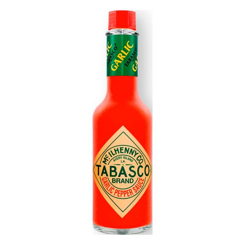 Tabasco Salpa Picante Con Ajo 60 ml D1204 Mc Ilhenny