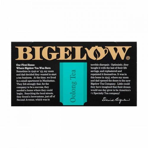 Bigelow Te Oolong Clasico 20 Bolsitas 42g T2080 BIGELOW