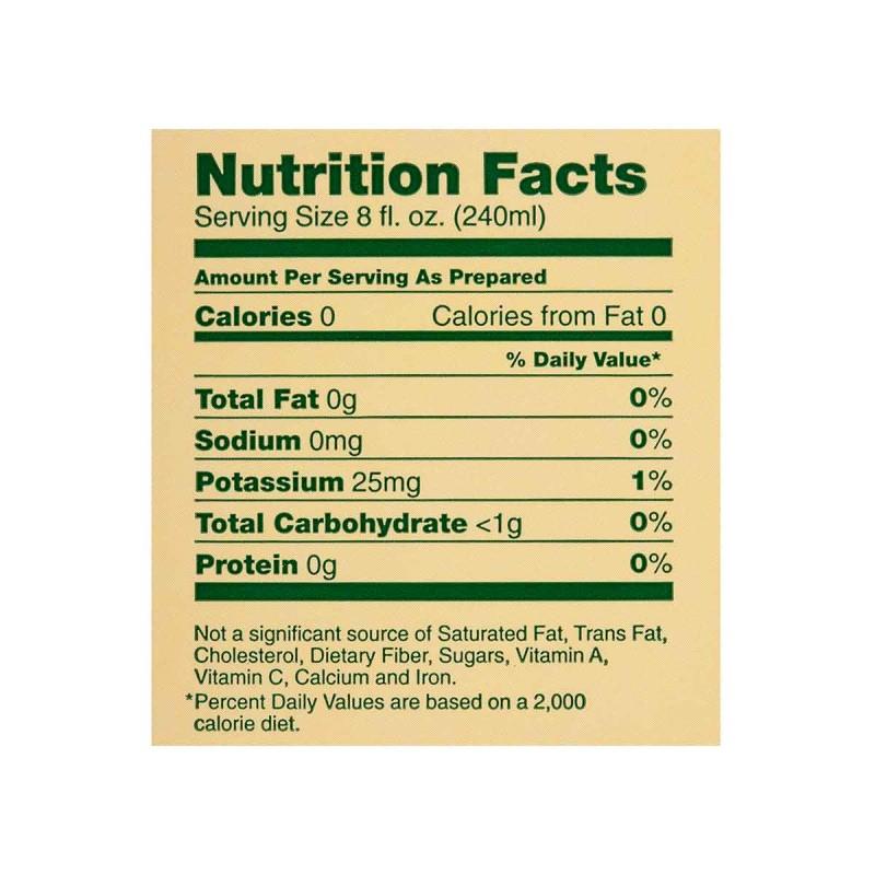 Bigelow Te Herbal Limon Y Jengibre Más Probióticos 18 Bolsitas T2083 BIGELOW