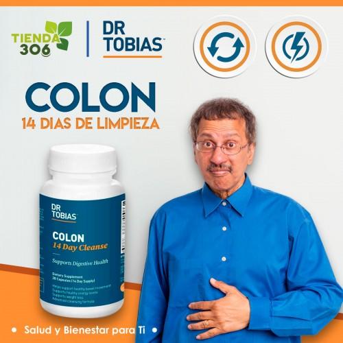 Dr Tobias Colon 14 Dias De Limpieza 28 Capsulas V3292 Dr. Tobias