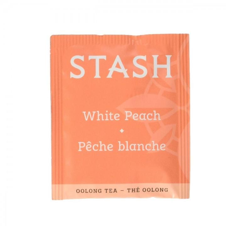 Te STASH Oolong Tea White Peach Wuyi Oolong 18 Bolsitas 35 g T2024 STASH