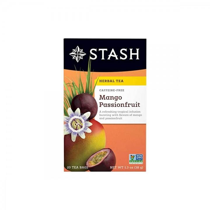 Te STASH Herbal Tea Mango Passionfruit Caffeine Free 20 Bolsitas 38 g T2026 STASH