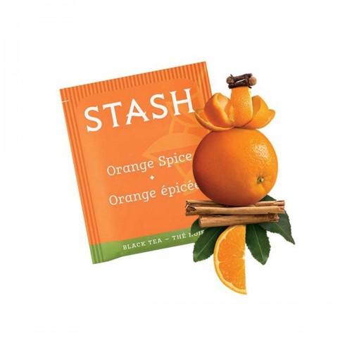 Te STASH Black Tea Orange Spice 20 Bolsitas 38 g T2019 STASH