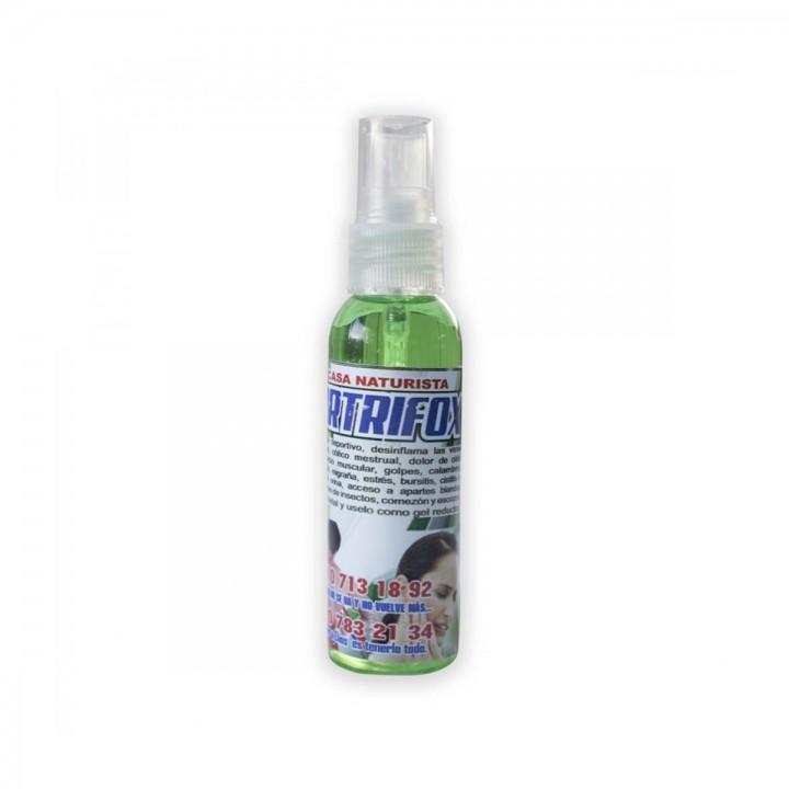 Artrifox Casa Naturista Spray para Dolores Musculares y Articulares 60 ml C1032 Artrifox