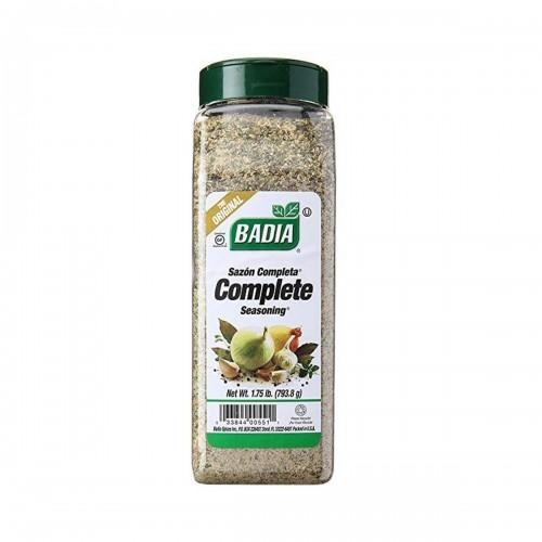 Badia Spices Sazon Completa Gluten free 1.75 lb (793.8 g) D1109 BADIA