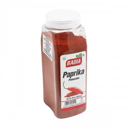 Badia Spices Pimentón (Paprika) Gluten Free 16 Oz (453.6g) D1108 Badia
