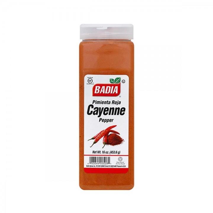 Badia  Cayenne Pimienta Roja Especias Controla los niveles de colesterol y triglicéridos - Tienda 306