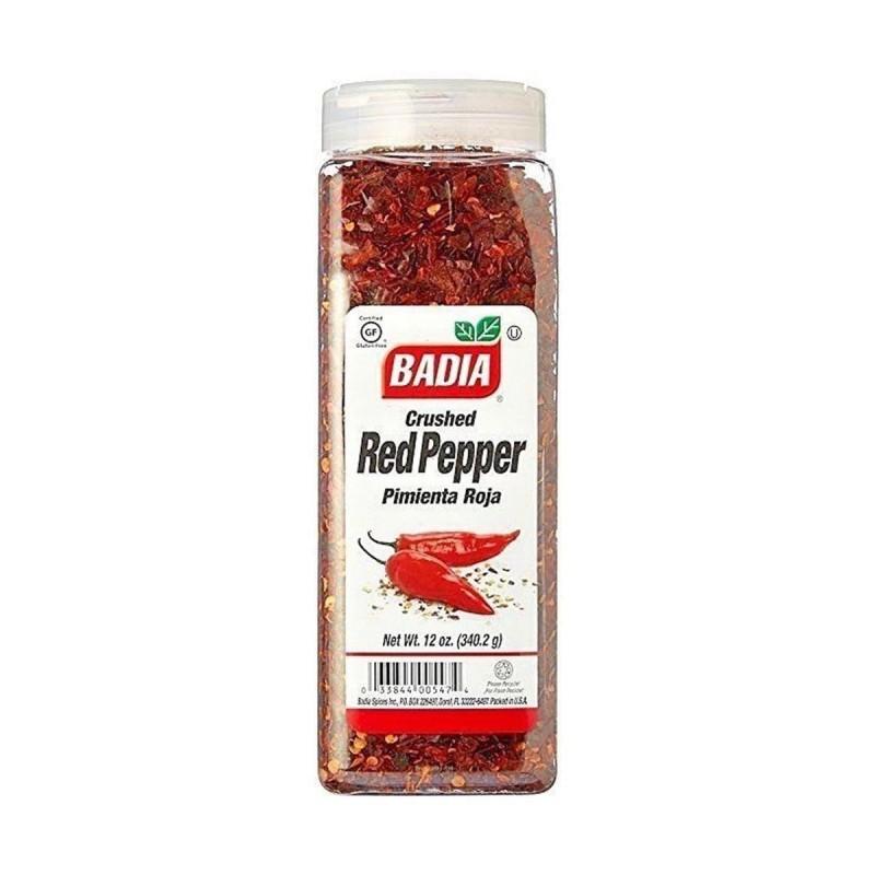 Badia Red Pepper Pimienta Roja En Escamas Spices  Estimula la circulación Tienda 306