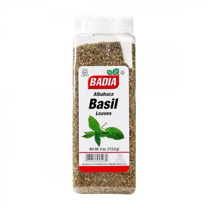 Badia  Albahaca Spices Basil Leaves Mejora la vista Tienda 306