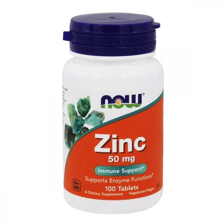 Now Foods Zinc Soporte...