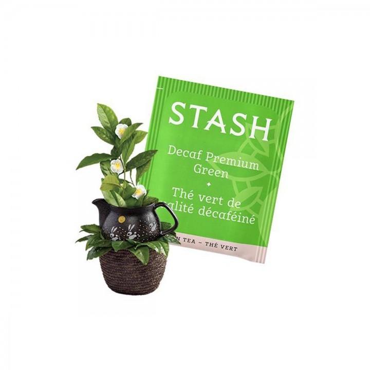 Te STASH Decaf Premium Green Tea 18 Bolsitas 33 g T2034 STASH