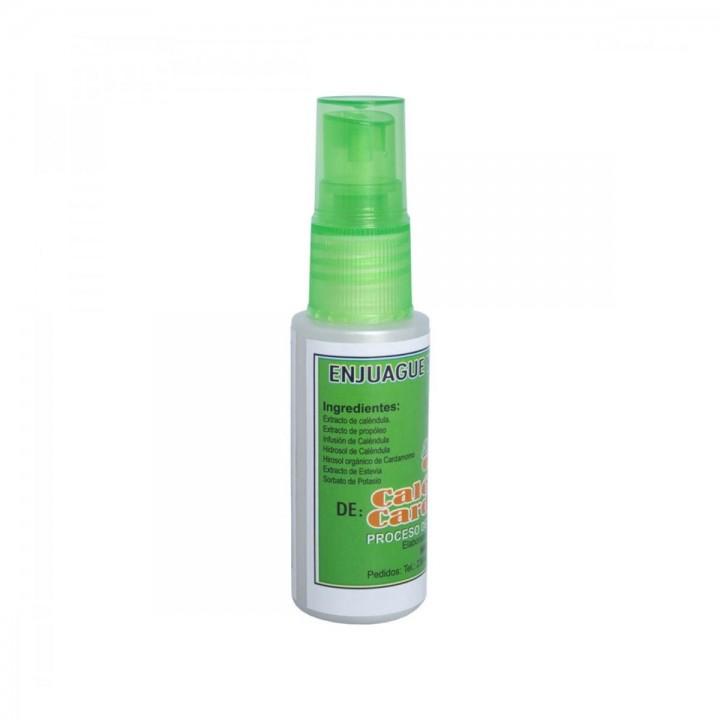 Enjuague y Refrescante Bucal De Caléndula con Cardamomo Con Stevia 30 ml C1038 Marchen
