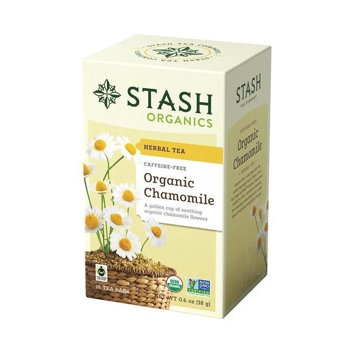 Te STASH Organic Chamomile...
