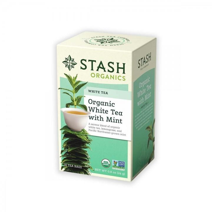 Te STASH Organic White Tea...