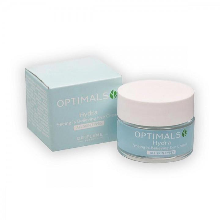 Crema para Contorno De Ojos Oriflame Optimals Hydra 15 ml / 0.5 fl oz. C1145 Oriflame