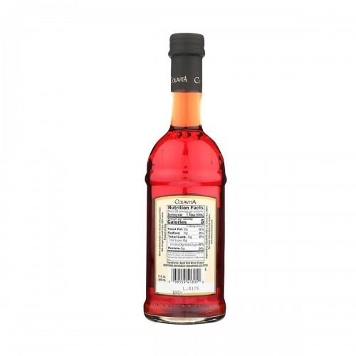 Colavita Vinagre de Vino Tinto Especial 500 ml ( 17 oz) D1141 COLAVITA
