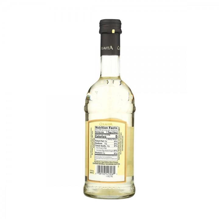 Colavita Vinagre de Vino Blanco Especial 500 ml ( 17 oz) D1142 COLAVITA