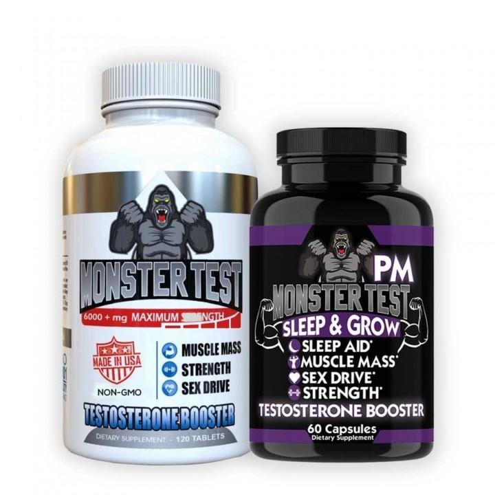 Monster Test Kit Aumento...