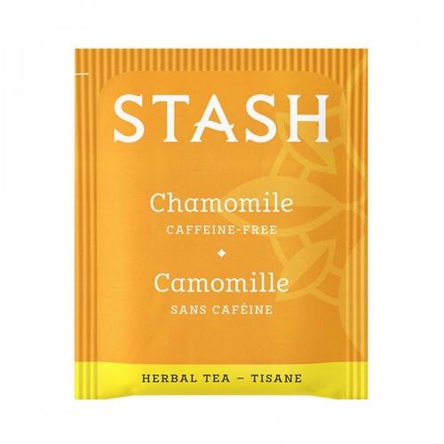 Te STASH Herbal Tea Caffeine-Free Manzanilla Chamomile 20 Bolsitas 18 g T2047 STASH