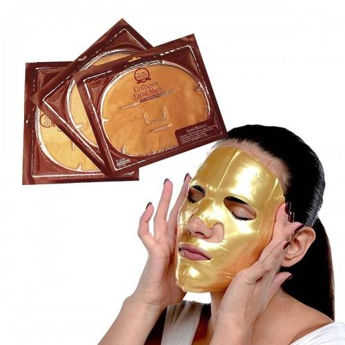Mascarilla Facial de Colágeno Nevada Natural Products Anti-Stress Caja X 10 Unidades C1063 Nevada Natural Products