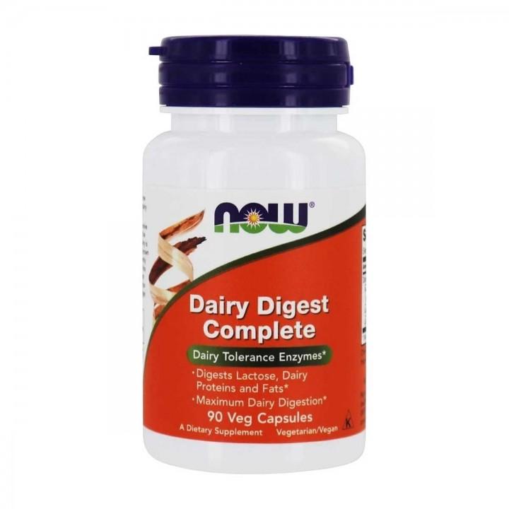 Now Foods Dairy Digest Complete Tienda 306