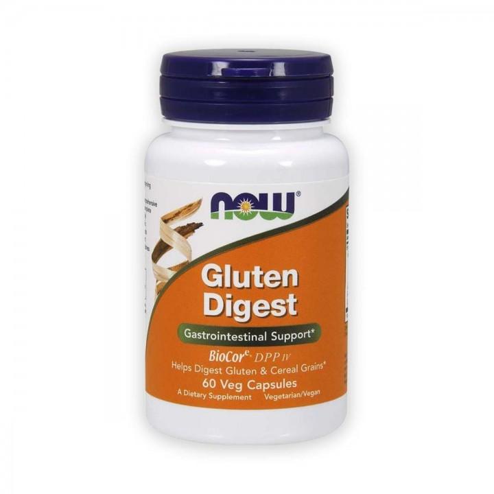 Now Foods Gluten Digest Soporte Gastro Intestinal Ayuda a digerir los granos de gluten Tienda 306
