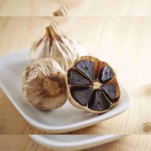 Ajo Negro y Dulce 100% Artesanal Black Garlic 125 g D1145 Negro y Dulce