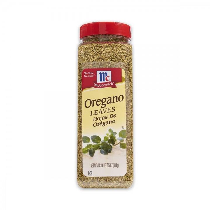 McCormick Condimento Hojas de Oregano Gran antioxidante Tienda 306