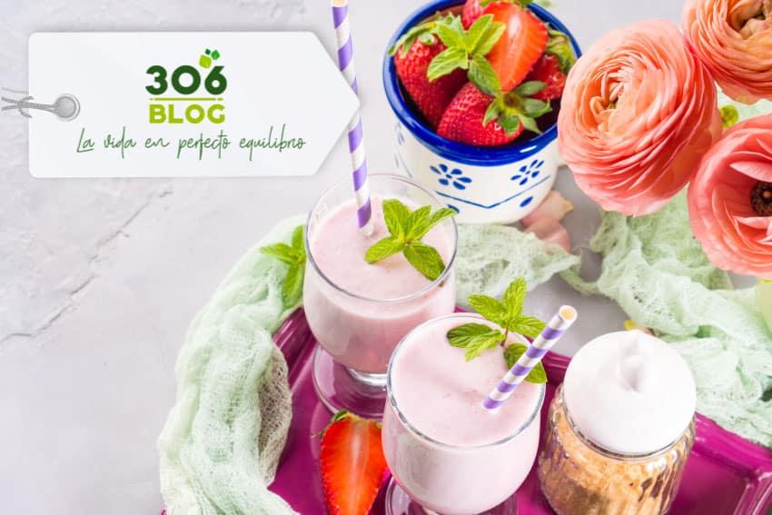 5 Batidos de frutas deliciosos y nutritivos