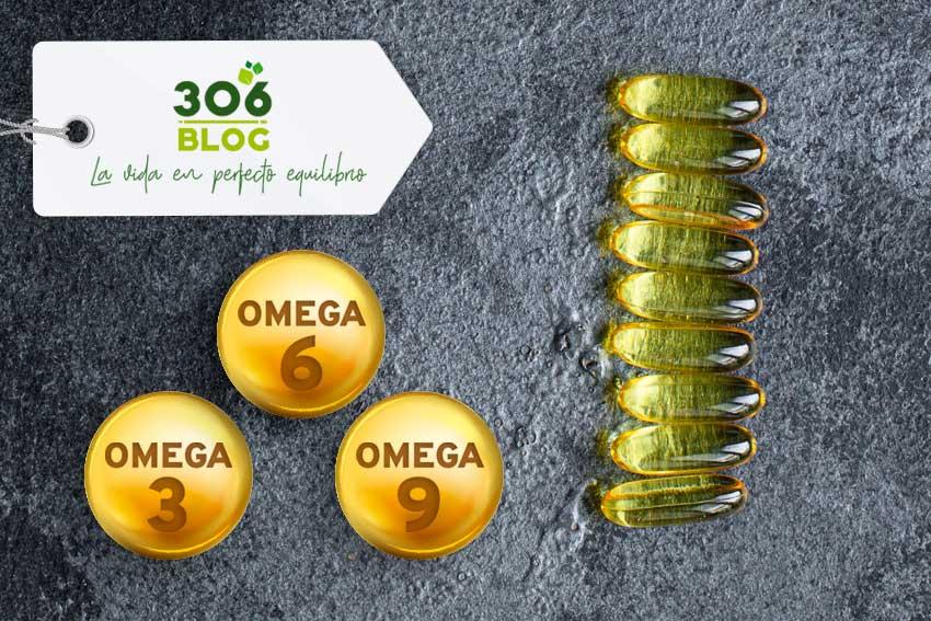 Beneficios de La Triple Omega 3-6-9