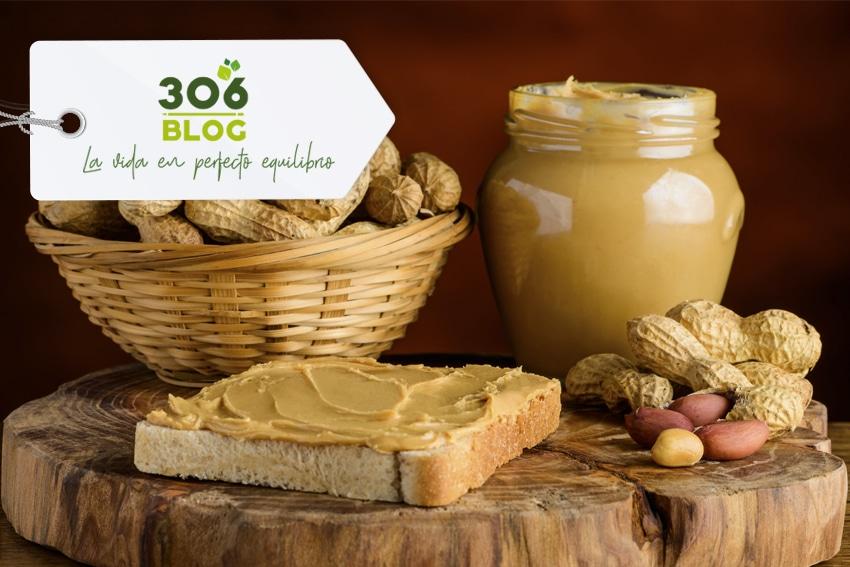 Los beneficios de la mantequilla de maní para tu entrenamiento