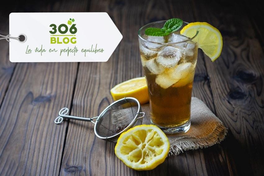 ¡Refréscate con un delicioso té helado!