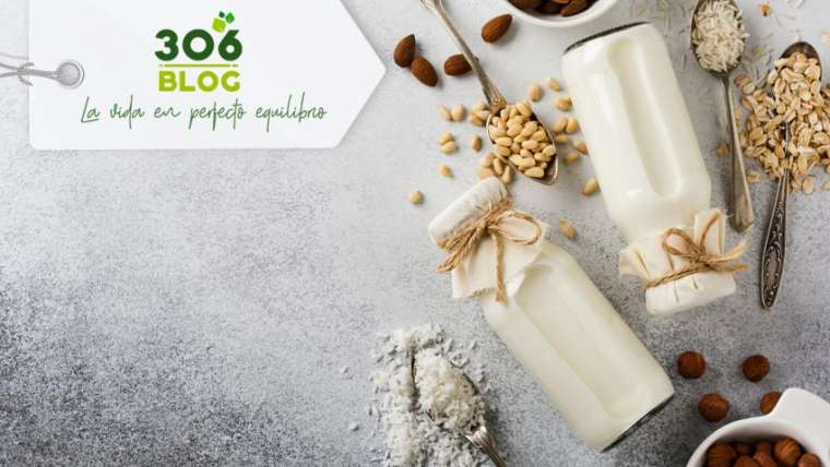 Leches vegetales ¿qué propiedades tienen para la salud?
