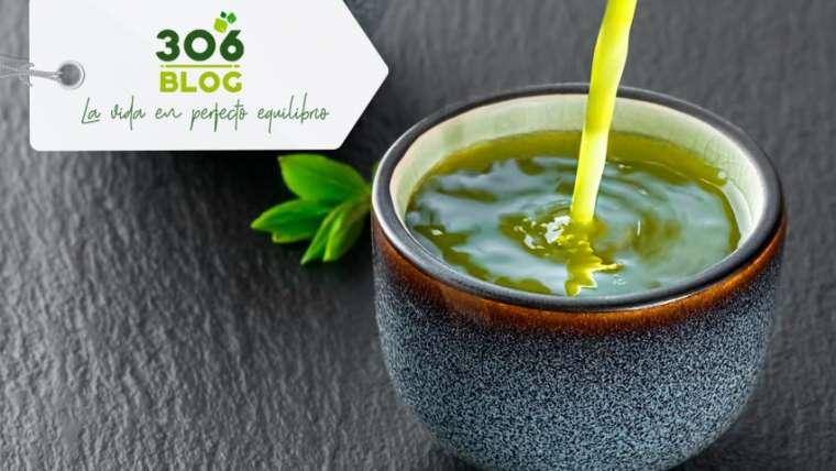 Bebida Milagrosa para Bajar de Peso – Té verde