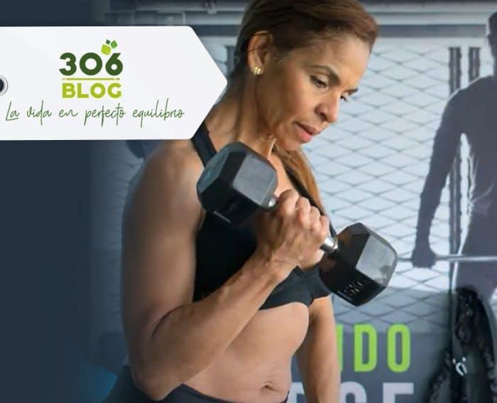 Conoce nuestra Personal Trainer ¡Geraldine Guerra Aponte!